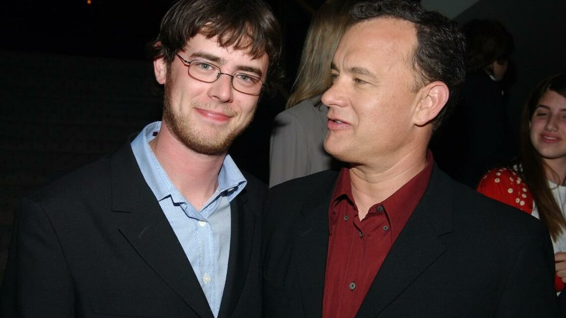 Tom Hanks and Colin Hanks Played Father and Son, and No One Noticed