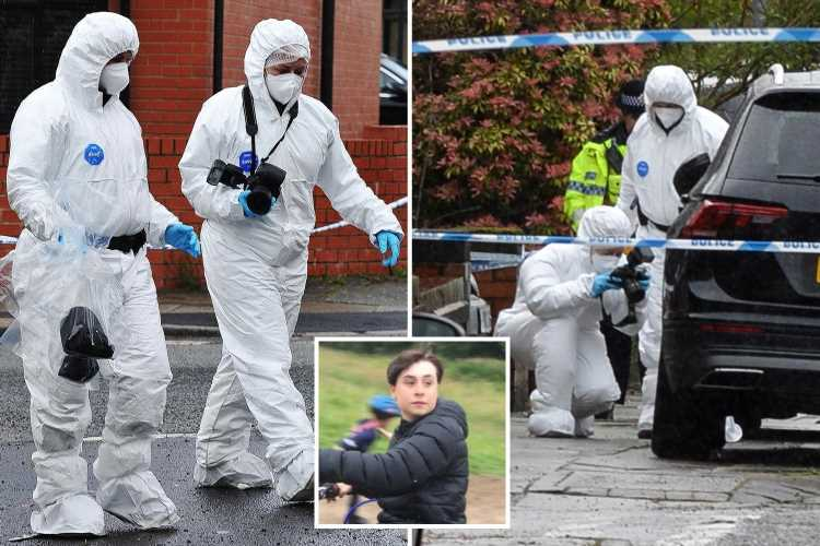 Two teenagers aged 14 and 15 arrested after boy, 15, stabbed to death in Bolton 'ambush'