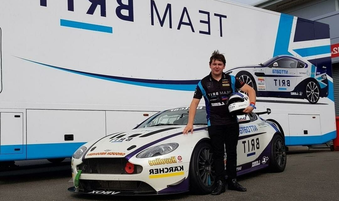 UK's first all-disabled race team join British GT Championship and close in on dream of competing in Le Mans 24 Hour