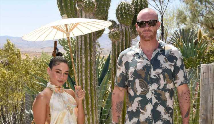 Vanessa Hudgens Co-Hosted a Star-Studded Retreat in the Desert & We Have All The Photos!