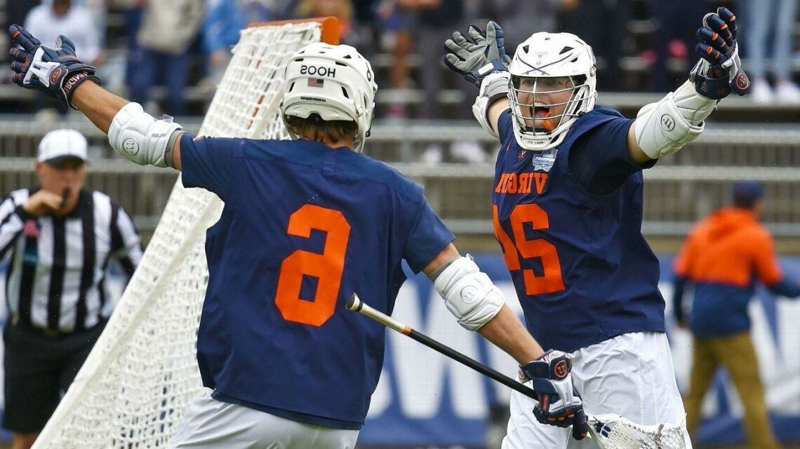 Virginia tops Terps to repeat as NCAA lax champs