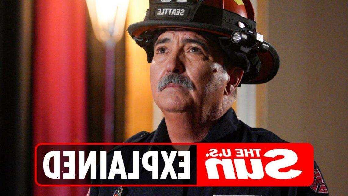 What happened to Captain Pruitt Herrera on Station 19?