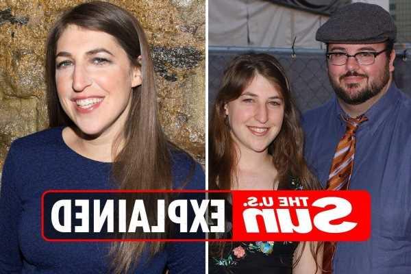 Who is Mayim Bialik's ex-husband Michael Stone?