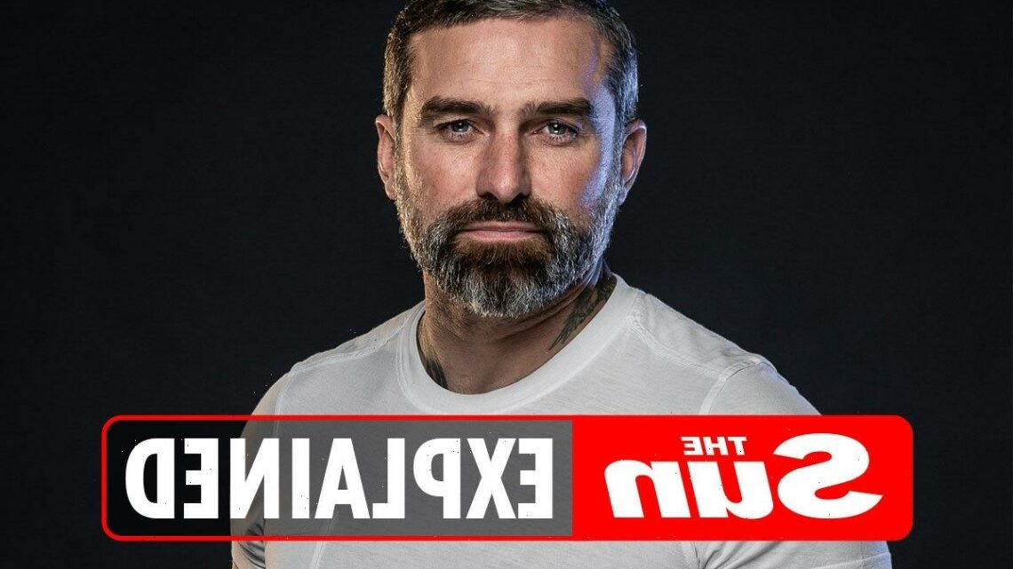 Why was Ant Middleton sacked from Channel 4's SAS: Who Dares Wins?