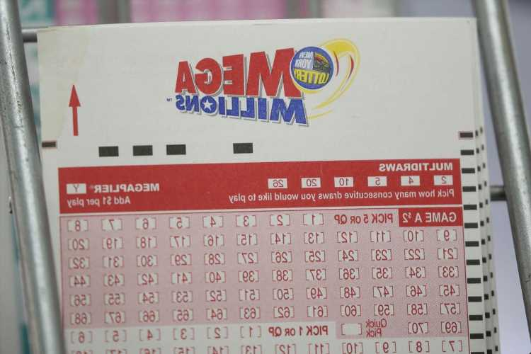 Winner of third largest Mega Millions jackpot of all time is yet to claim the half a BILLION prize