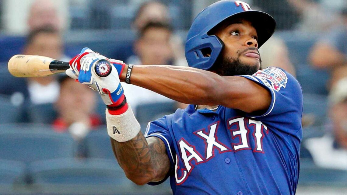Yankees discussing Delino DeShields trade as outfield injuries mount