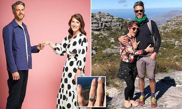 Zoe Folbigg reveals why a second proposal is twice as sweet