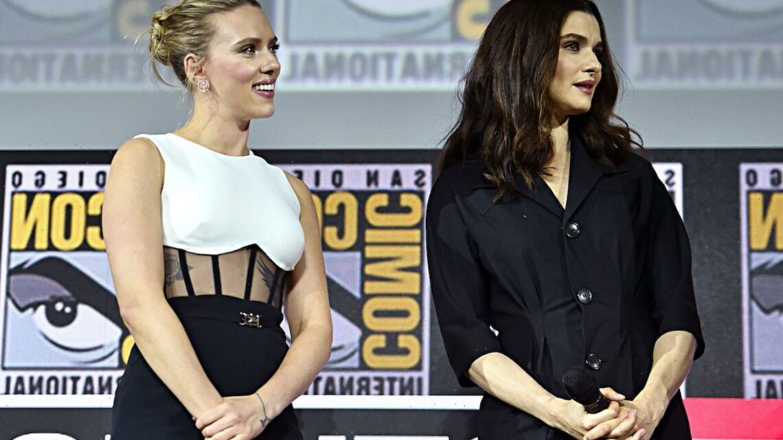 'Black Widow': Scarlett Johansson and Florence Pugh Became Close Friends While Choking Each Other Out — 'It Ended Up Being the Perfect Ice Breaker'