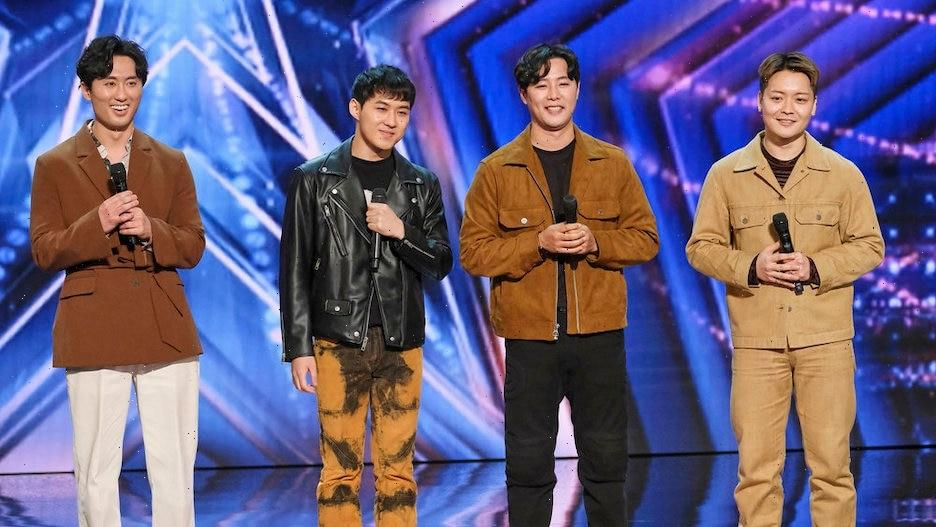 'AGT': Boy Band Korean Soul Gets a Standing Ovation for 'Super Silky Smooth' Cover of 'All My Life' (Video)