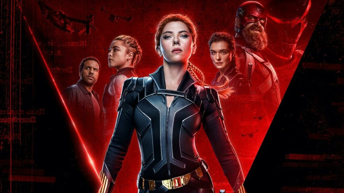 'Black Widow' and 7 More Movies Coming to Theaters in July 2021