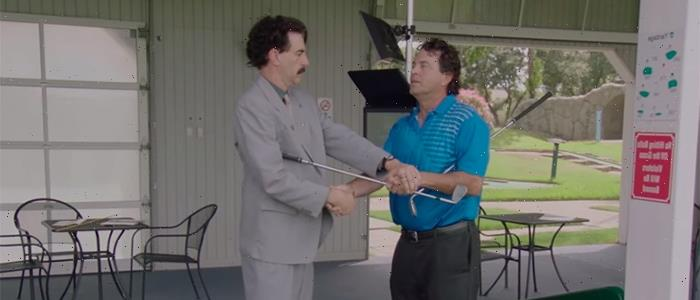 'Borat Subsequent Moviefilm' Deleted Scene is a Masterclass in Awkward Comedy