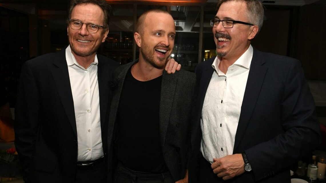 'Breaking Bad': Aaron Paul Put His Own Spin on Series Finale