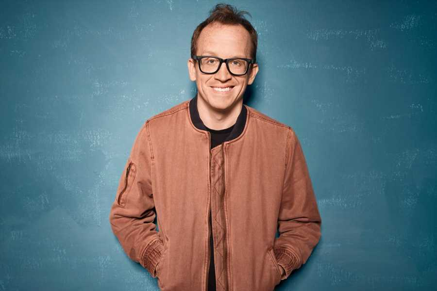 'It's OK Not to Be Cool Forever': Chris Gethard on 'Half My Life' and His Future in Comedy