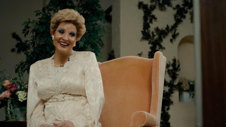 'The Eyes of Tammy Faye': Watch Jessica Chastain Transform Into Tammy Faye Bakker in Biopic Trailer (Video)