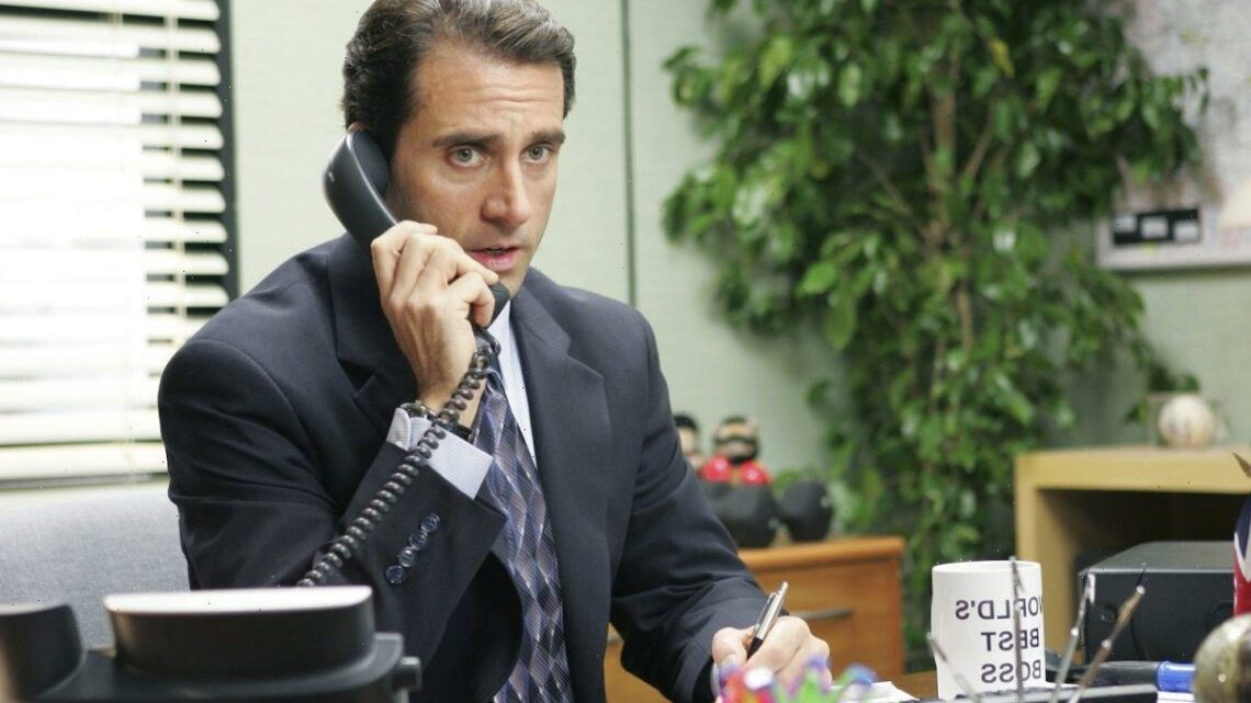 'The Office': Steve Carell Was 'Giddy' and 'Giggly' About 1 of the Show's Guest Stars