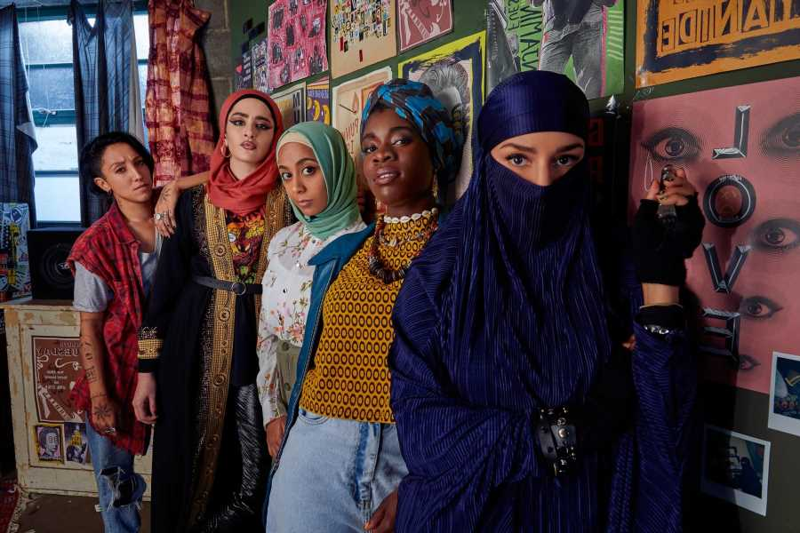 'We Are Lady Parts':A Fierce and Funny Series About an All-Girl, Muslim Punk Band