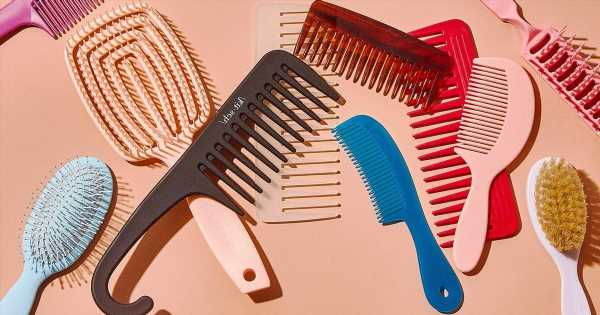 18 Detangling Hairbrushes That Are Miracle Workers For Every Hair Type