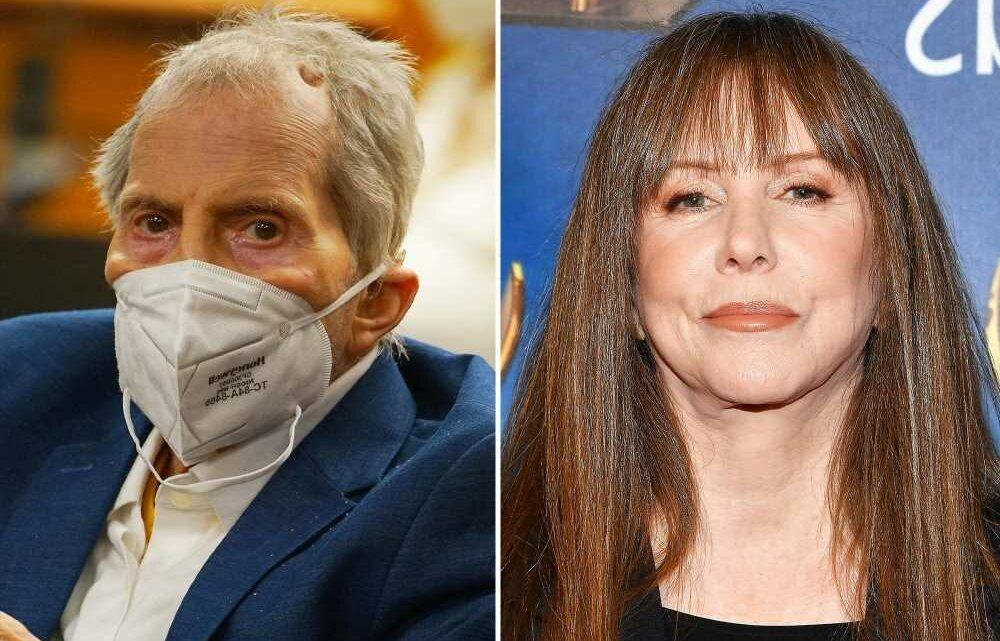 'SNL' alum Laraine Newman testifies in Robert Durst trial for first wife's murder