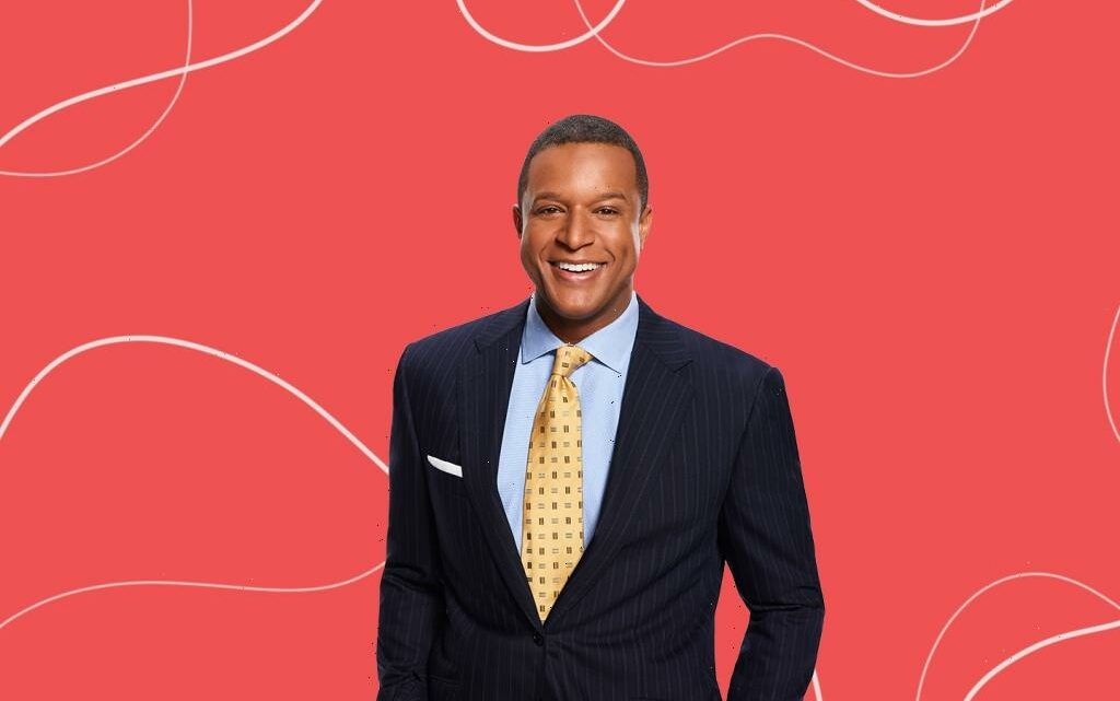 'The Today Show's' Craig Melvin Wants You to Know This About Black Fatherhood