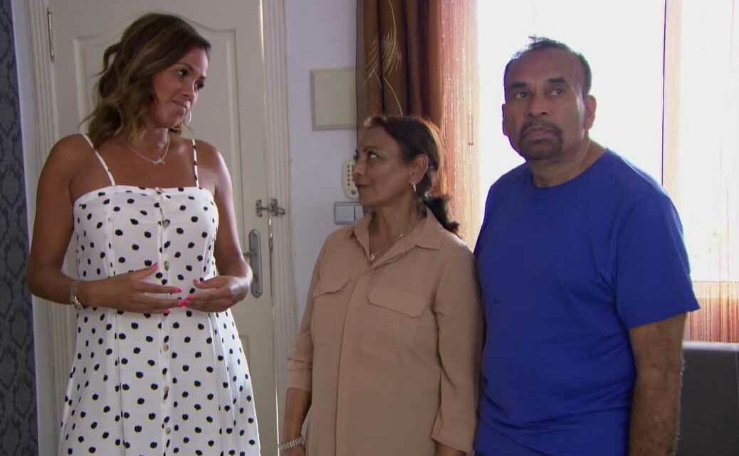 A Place in the Sun host hits back at guests after harsh critique of her property choices
