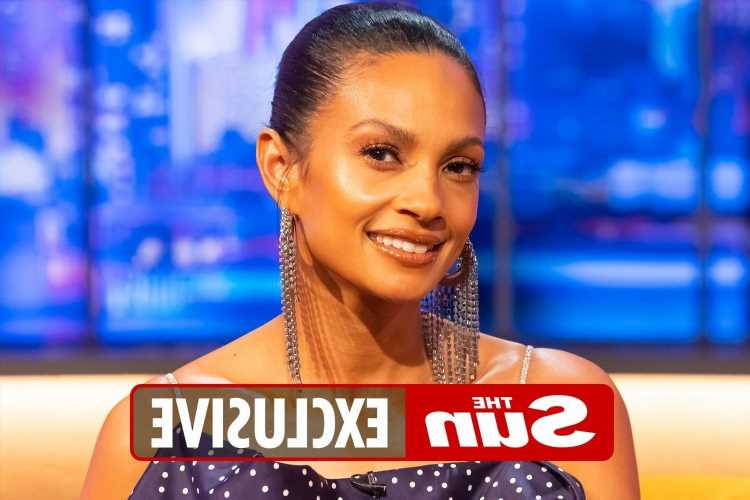 Alesha Dixon takes on Gwyneth Paltrow by setting up lifestyle firm