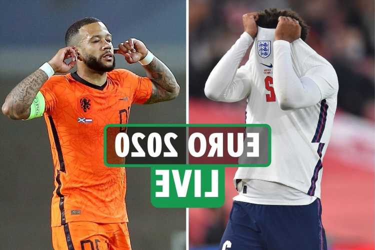 Alexander-Arnold injury UPDATE as England edge out Austria, Scotland hold Netherlands to draw – Euro 2020 live