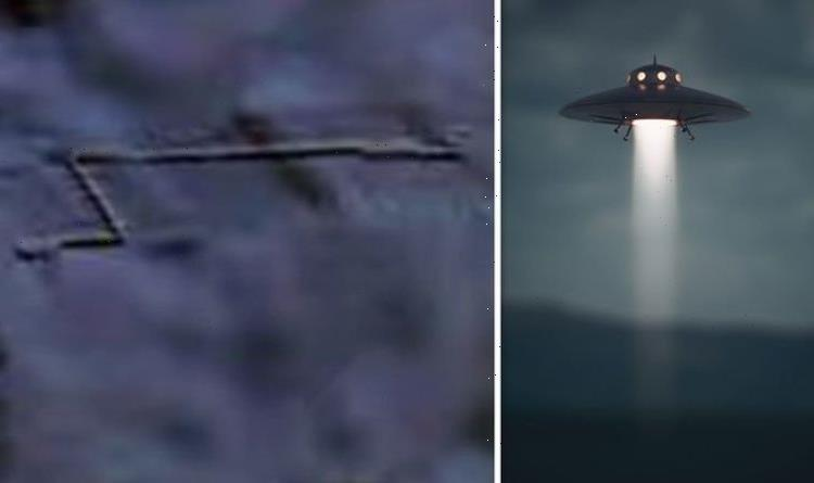 Alien base discovered off the coast of Antarctica – UFO hunters claim