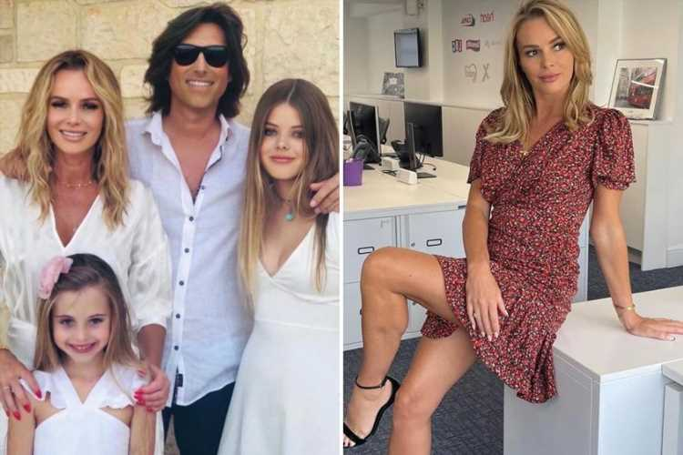 Amanda Holden rages over forking out £2.5k on Covid tests for family Portugal holiday