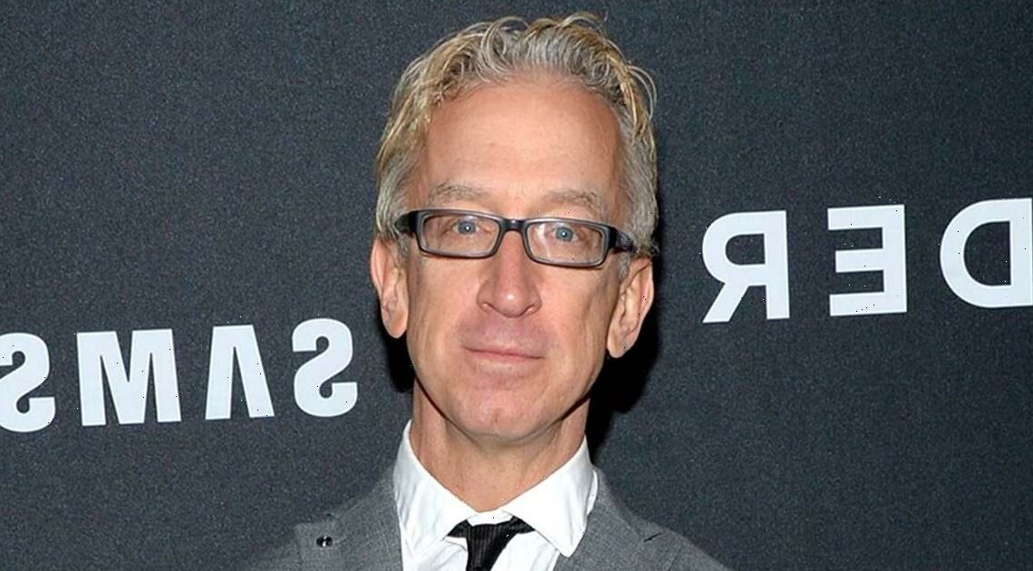 Andy Dick Arrested for Assault With a Deadly Weapon