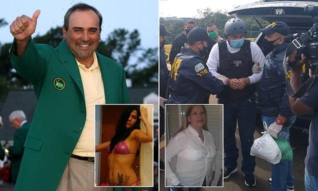 Angel Cabrera is extradited from Brazil to Argentina
