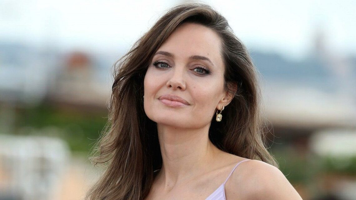 Angelina Jolie Debuts New Tattoo During NYC Trip