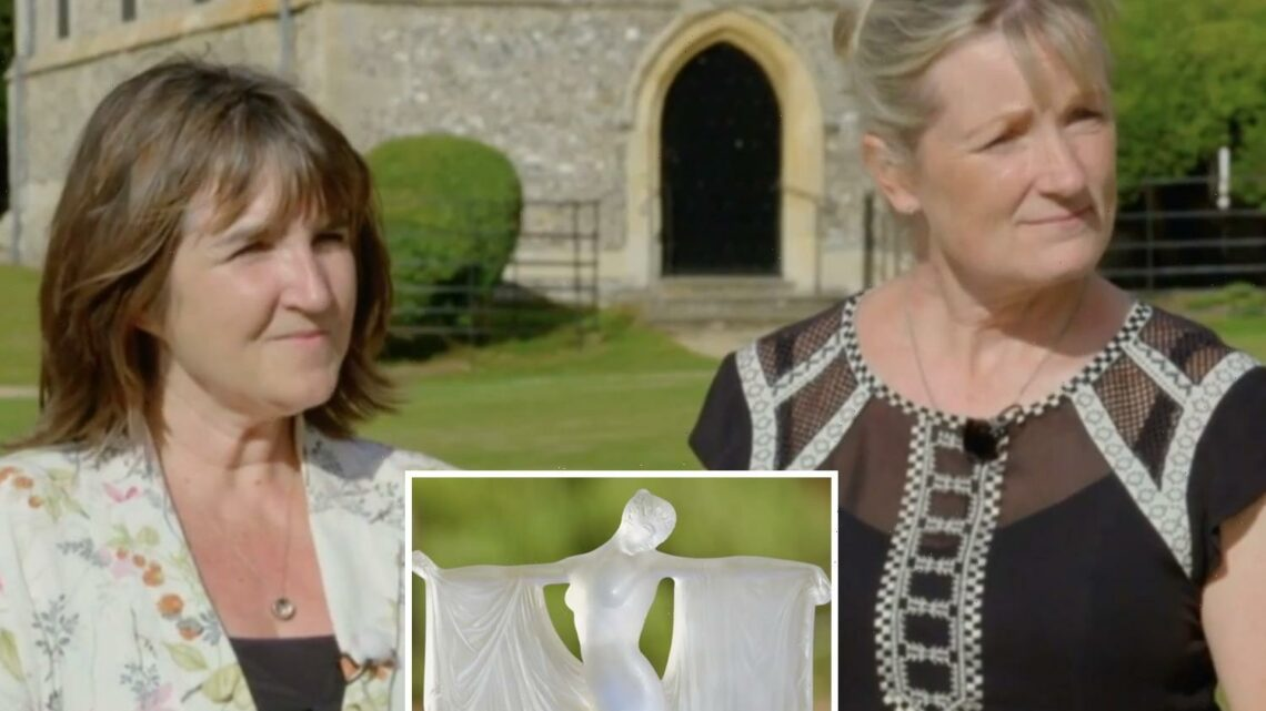 Antiques Roadshow guests admit to squirreling away item after watching show – and it seriously pays off