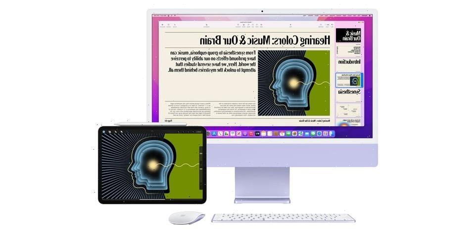 Apple's New MacOS Monterey Features Enhanced Cross-Device Integration