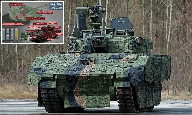 Army's new £3.5bn tanks WILL be delivered on time, Government insists
