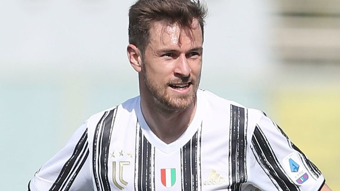 Arsenal in Aaron Ramsey transfer blow with former fan favourite hoping for Juventus lifeline under Max Allegri