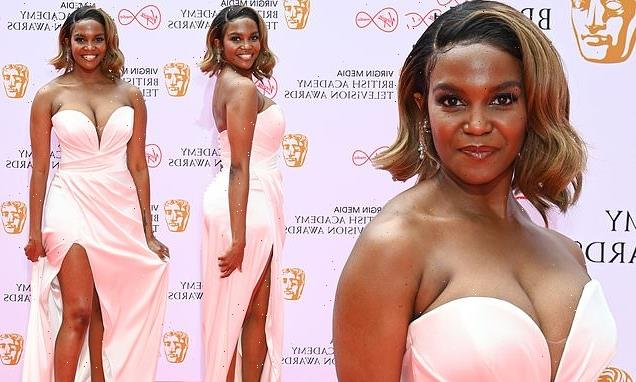 BAFTA TV Awards 2021: Celebrities arrive atceremony in glam style