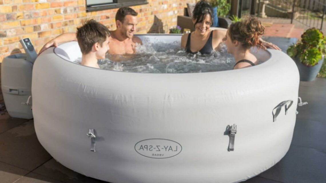 B&M's £450 sell-out hot tubs are back on sale
