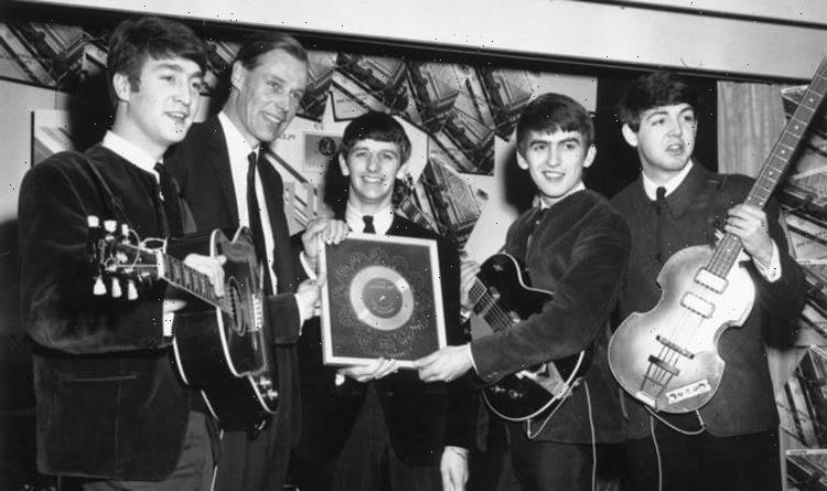 Beatles George Martin: How did The Beatles meet George Martin?