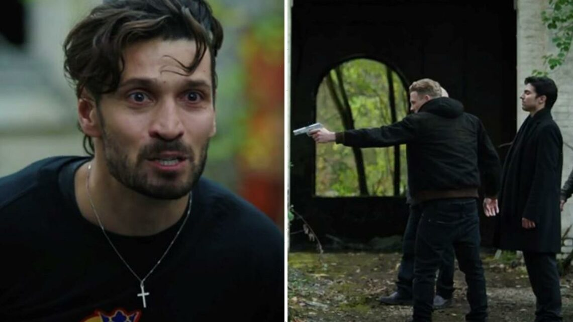Before We Die fans in shock as Christian brutally guns down Stefan who was about to snitch on him as an undercover cop