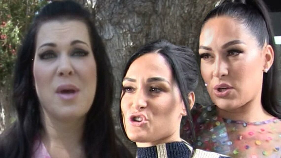 Bella Twins Sorry for Ripping Chyna in Resurfaced 'Fashion Police' Clip