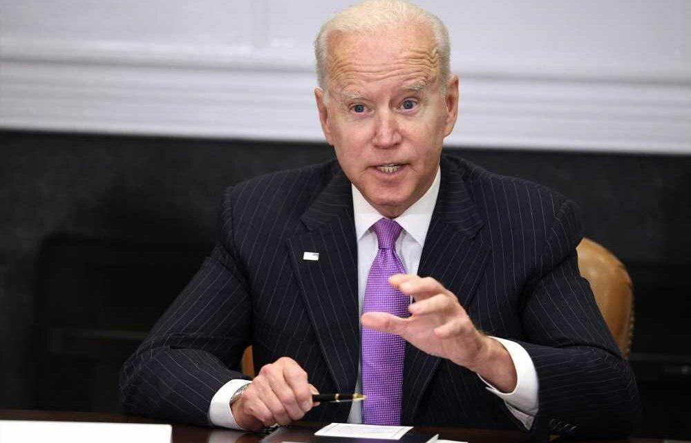 Biden, Schumer push to advance elections overhaul after GOP blocks bill