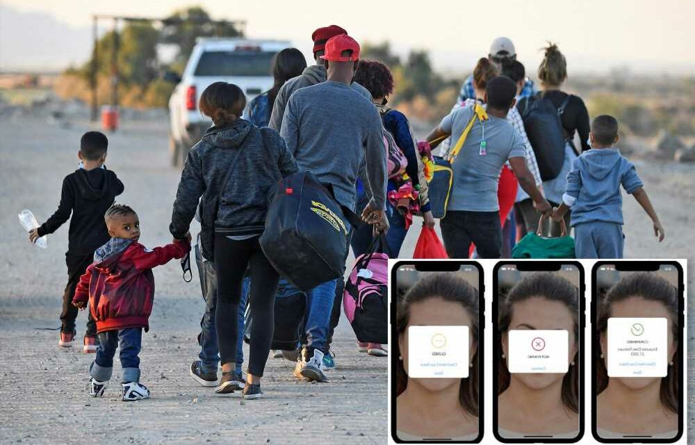 Biden admin reportedly using controversial facial recognition on migrants