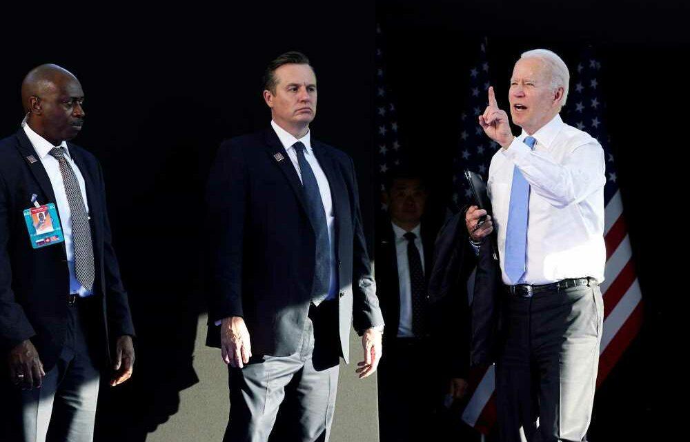 Biden blows up at news conference after Putin meeting