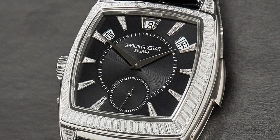 Bonhams to Sell Ultra-Rare Factory-Set Platinum Patek Philippe Minute Repeater