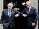Boris Johnson & Australia's PM Scott Morrison could sign historic trade deal today