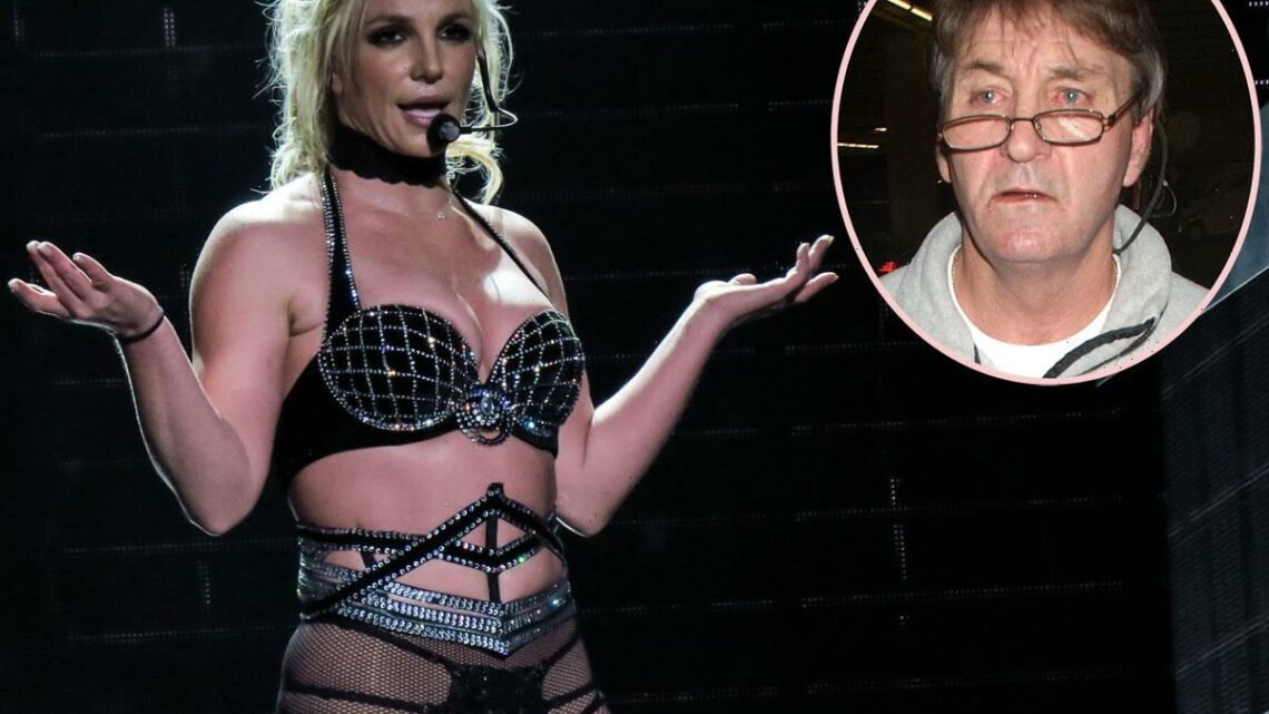 Britney Spears' Dad Jamie Spotted For First Time Since Conservatorship Controversy – At His Trailer?!