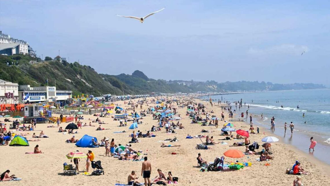 Brits caught illegally camping on UK beach face hourly wake-up calls and £1,000 fines