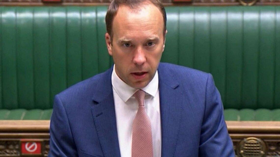 Brits' holiday hopes dashed AGAIN as Matt Hancock warns new variants are 'biggest challenge'