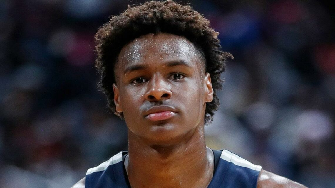 Bronny James Tears Meniscus, Reportedly Undergoes Potential Season-Ending Surgery