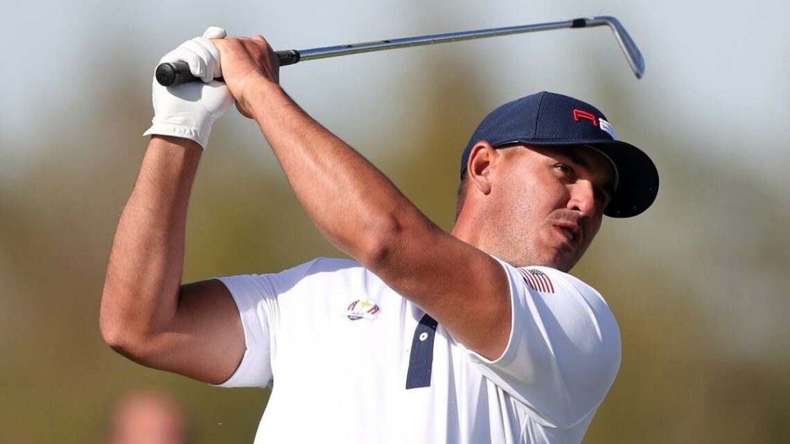 Brooks Koepka insists Bryson DeChambeau rivalry is 'good for the game'